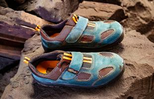 NEWKAMP - BELDE PLASTİK AYAKKABI SANAYİ - Newkamp Yazlık İş Ayakkabısı Üretimine Başladık