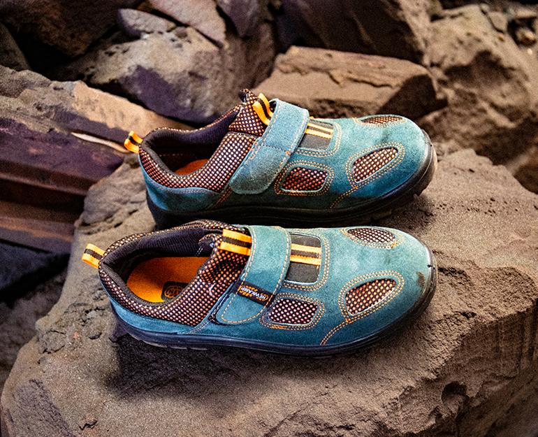 Newkamp Yazlık İş Ayakkabısı Üretimine Başladık-NEWKAMP