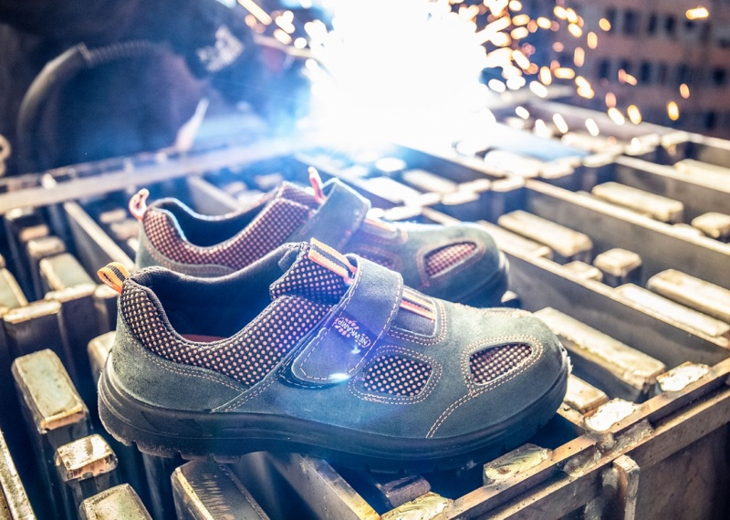 NEWKAMP - BELDE PLASTİK AYAKKABI SANAYİ - Newkamp Yazlık İş Ayakkabısı